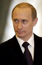 Путин станет лицом рекламной кампании