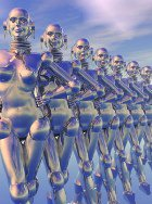 Секс с роботом – каково?