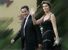Президент Франции Николя Саркози развелся с женой