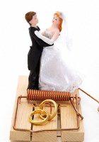 Выйти замуж = набрать вес