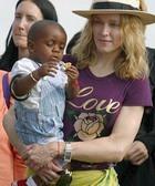 Мадонна официально усыновит Дэвида Банда