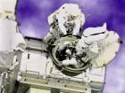 Странные повреждения на корпусе МКС