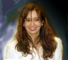 Аргентина впервые выбирала президента-женщину