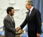 Лавров -  Ахмадинежад: американские экономические санкции не решат иранскую ядерную проблему