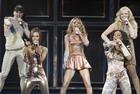 Spice Girls открыли свой тур