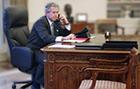 Буш поздравил Саакашвили по телефону и назвал выборы в Грузии самыми демократичными