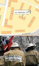 Взрыв в детсаду на севере Москвы