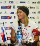 Мария Шарапова: между спортом и ребёнком я выбираю последнее