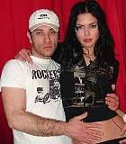 Виктория Карасёва и Руслан Проскуров, похоже, построили свою любовь