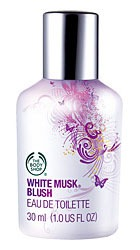 Мускус для лета от The Body Shop