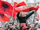 Новая достопримечательность Приштины – обелиск независимости