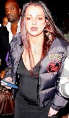 Бритни Спирс подозревается в беременности