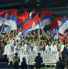 Жители Сербии протестуют против раскола своей страны