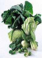 Овощи зелёного цвета самые полезные