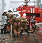 Опасное облако взрыва на заводе Буденновска движется на село Покойное