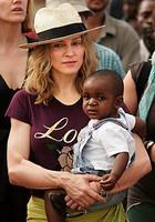 Мадонна скупает Африку