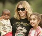 Мадонна ищет ребенка в Индии