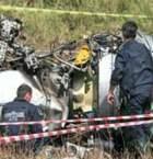 В Молдавии разбился грузовой самолет