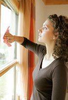 Мытьё окон и избавление от депрессии – два в одном