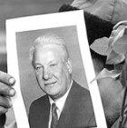 На Новодевичьем кладбище будет открыт памятник Борису Ельцину