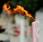 Во время эстафеты Олимпийского огня в Японии произошли столкновения