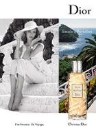 Начало новой парфюмерной коллекции от Dior