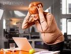 Волнение беременных - причина астмы и аллергии у малышей