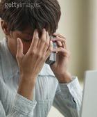 Аллергики страдают от Wi-Fi-устройств и мобильных телефонов