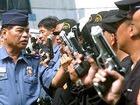 Полицейские разных стран – на вынужденной диете