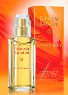 Новый аромат от Габриэлы Сабатини