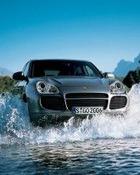 Porsche угнали, угрожая владельцу ножом