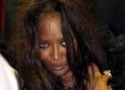 У супермодели Наоми – суперпроблемы с волосами