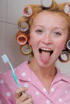 Чистить зубы - плохо! Не чистить – ещё хуже…