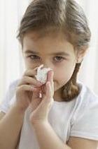Развод родителей – причина аллергии у детей