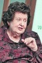 Умерла известный нейрофизиолог Наталья Бехтерева