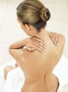 Массируем шею - бежим от инфаркта