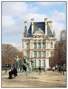 Все туристы мира бегут в Лувр