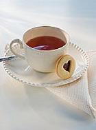 Чай сохраняет ясность ума