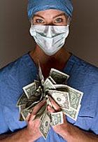 Зарплата хирургов будет зависеть от числа спасённых пациентов