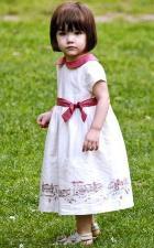Сури Круз – самая стильно одетая малышка Голливуда