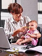 Дети на грудном вскармливании чаще страдают анемией