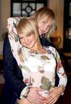 Ирина Ортман стала женой
