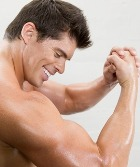 Накачанные мышцы = плохое зрение