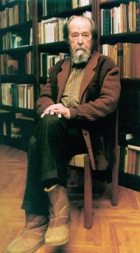 Не стало Александра Солженицына