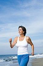 Регулярный бег продлевает жизнь в среднем на 20 лет