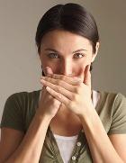 Боремся с запахом изо рта