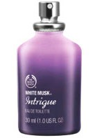 Новый белый мускус от The Body Shop