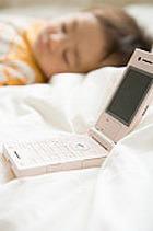 Мобильники – враги здорового сна
