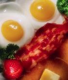 Завтрака лучше, чем яичница с беконом - нет