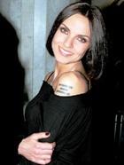 Надя Ручка – начинающая актриса